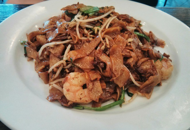 Char Kway Teow at Malacca Straits