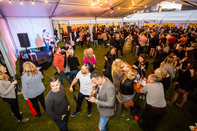 City Wine, Perth Cultural Centre, Urban Orchard, Wine and Food