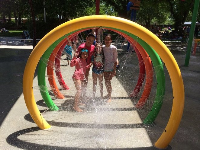 dickson aquatic centre, canberra, ACT, swimming pools, outdoor pools, toddler pools,