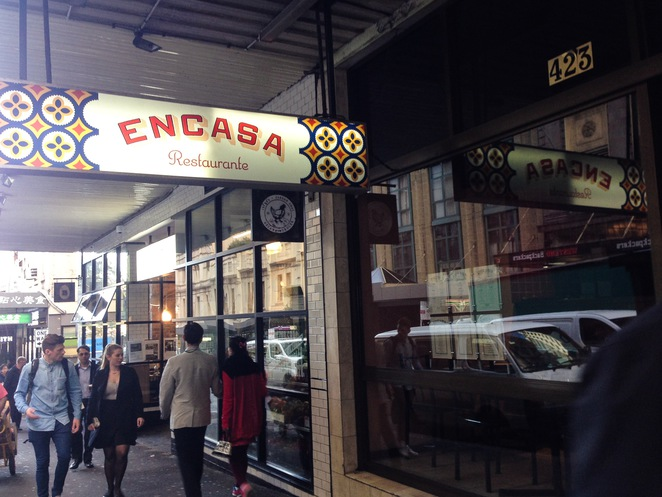 Encasa, Spanish, Tapas, Sangria, Street Food, Comfort, Cheap, Food & Wine, GMV, Sydney