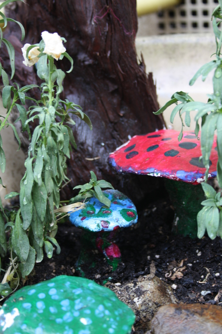 Fairy Garden. Kids, Activities, Fun. Home, Gardening