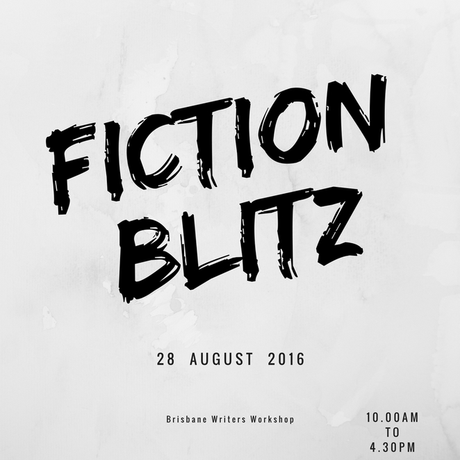 Fiction Blitz, Writers course, Fiction writing, Brisbane Writers Workshop, Lauren Daniels