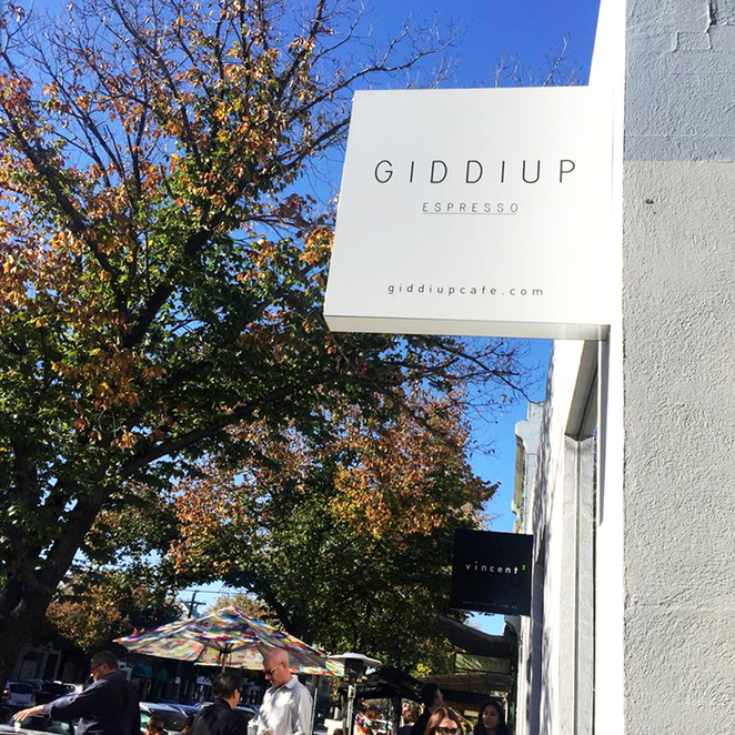 giddiup, coffee, melbourne, south melbourne, cafe, brunch, south melbourne market, food, culture