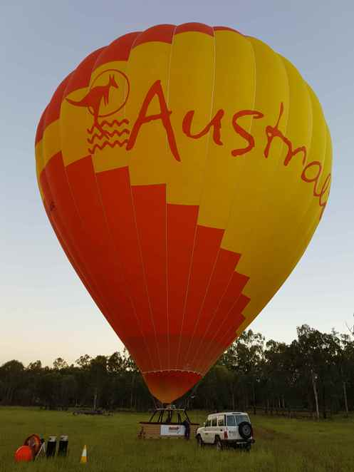 Hot Air Balloon, ballooning, Gold Coast, Beaudesert, Brisbane,