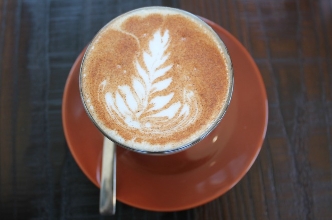 humble quinoa indooroopilly restaurant cafe suburb chai latte delicious mmm