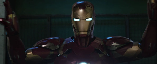 Iron Man in MARVEL's Captain America: Civil War