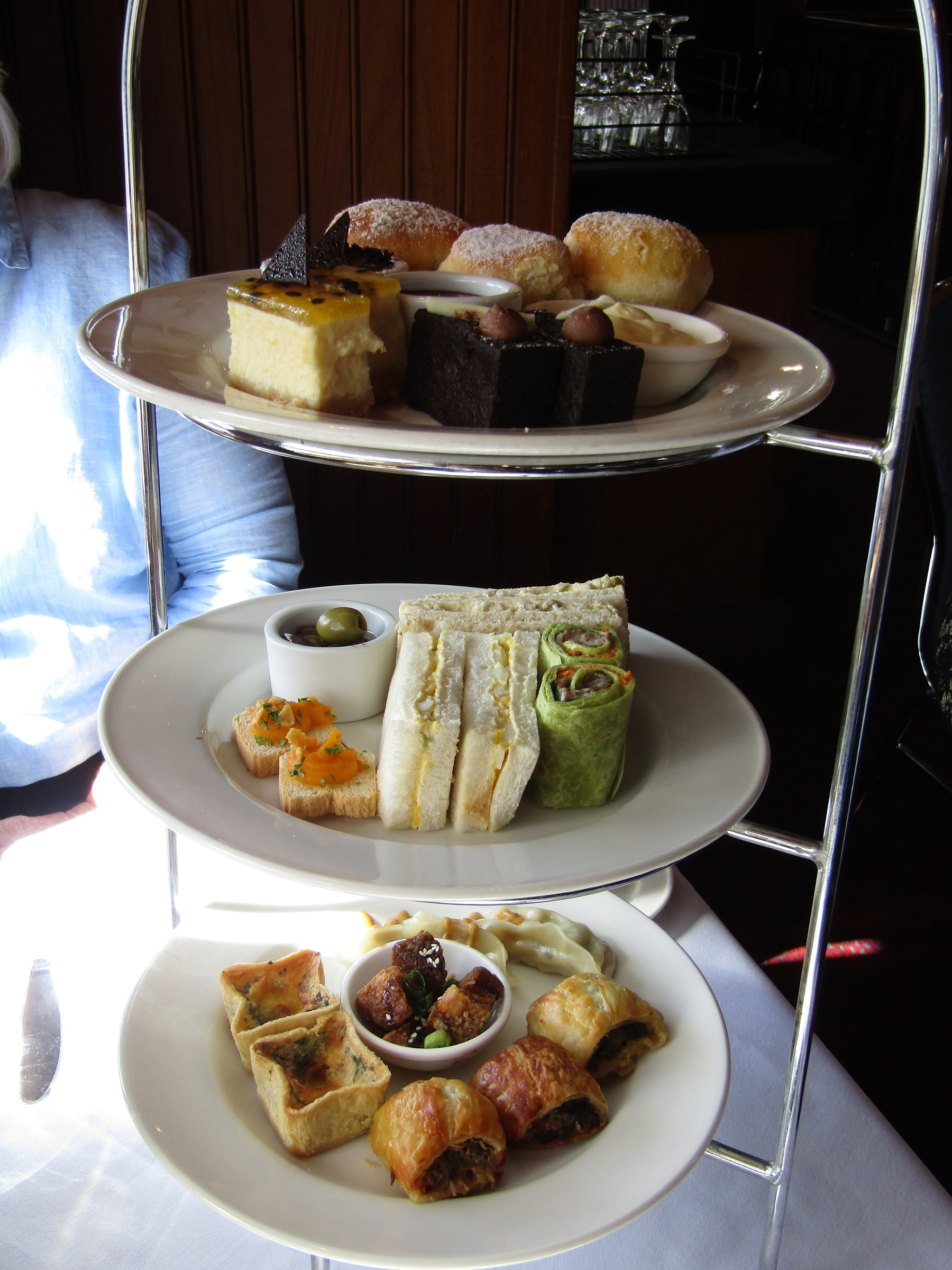 Mobile high tea brisbane