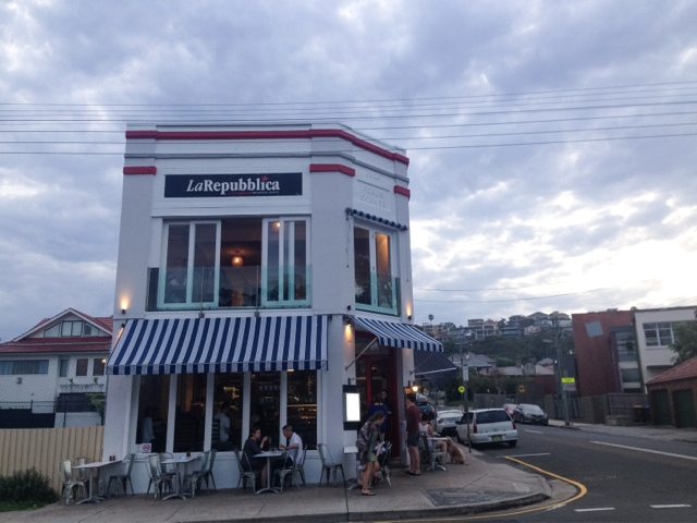 La Repubblic, Italian, Balmoral, Beach, Waterside, View, Tapas, Pasta, Restaurant, GMV, Sydney, Mosman, Cafe, Coffee