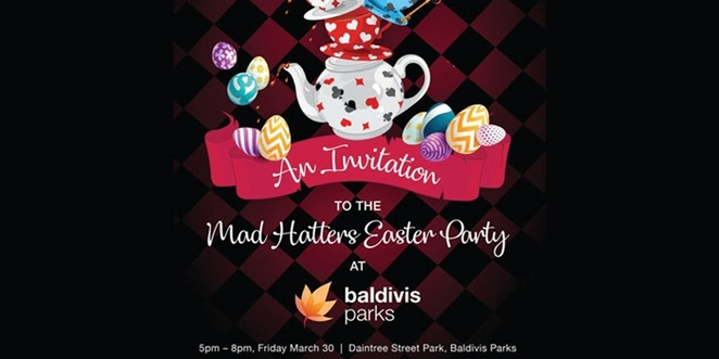 Mad,Hatter,Easter,markets