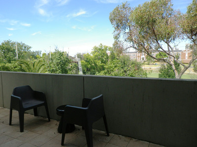 medina executive south yarra balcony