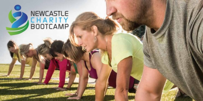 newcastle charity bootcamp, fitness newcastle, personal trainers newcastle, WellFit Personal Training newcastle, John Hunter Children's Hospital.