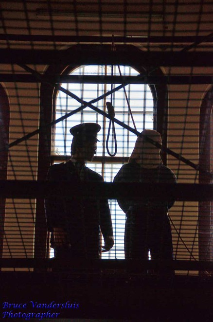 old adelaide gaol, ghost, tours, crime, adelaide, hanging