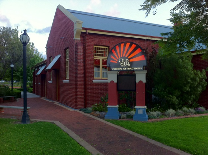 Old Mill Theatre, Mends St, South Perth, performing arts, heritage, history, stage, play, drama