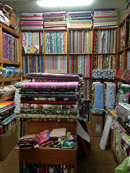 Patchword, Quilting, Shopping, Gifts, Howard, Near Maryborough, Drapery
