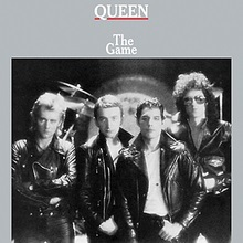 Queen, album, band, The Game, cover