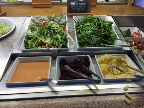 salad,bar,at,sizzler,Morley
