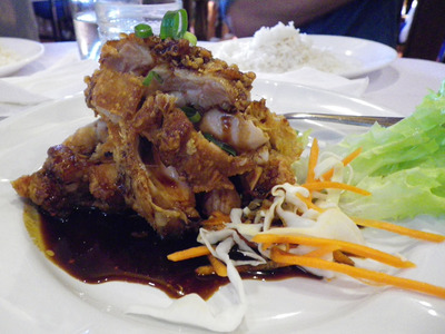sanur fried chicken