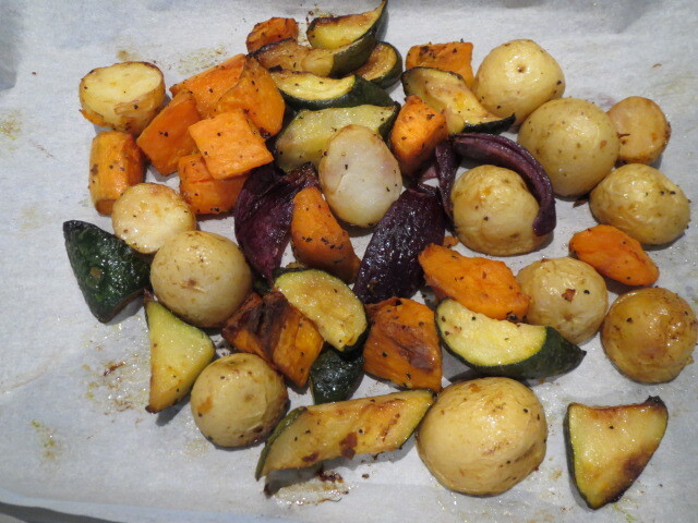 Schinella's, Roasted Vegetables, Adelaide