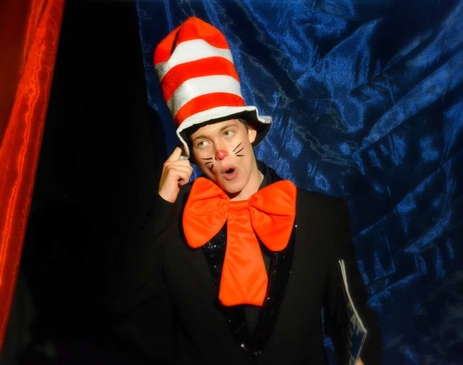 Seussical Jr, Lane Cove Theatre Company, Dr Seuss, theatre, community theatre, theatre review, St Aidan's Performing Space, children's theatre, children's books, Horton Hears a Who, The Cat in the Hat, Trent Gardiner, Broadway musical, musical theatre