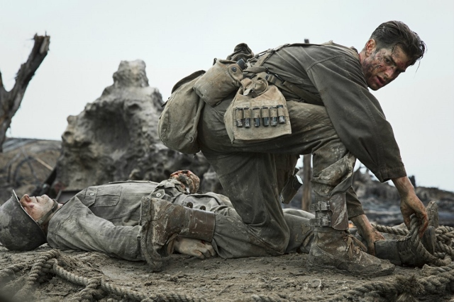 Special Movie Screening Fund Raiser HACKSAW RIDGE to aid AMRF