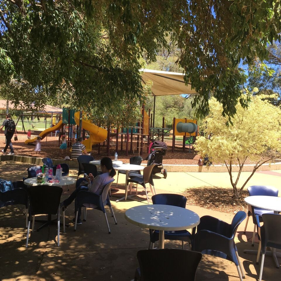 Sticky Beaks Playground And Cafe Perth