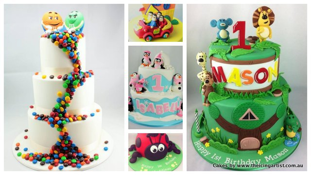 Cake Decorating Icing Artist : The Icing Artist - Melbourne