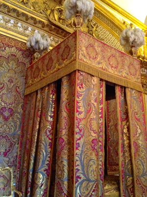 The Kings Bedchamber, Versailles Palace