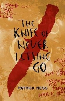 the knife of never letting go, Patrick Ness, film adaptation, movie adaptation, Chaos Walking, books to movies 2019, books being made into movies 2019