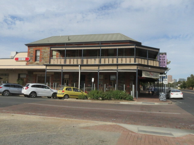 The Mile End Hotel, Adelaide