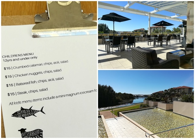 The Sebel Pelican Waters Golf Resort & Spa, the grill, restaurant, lunch, dinner, special occasion, weekend specials, pelican waters, caloundra, romantic, couples, views, the sebel, golf course, pelican waters, queensland, sunshine coast, childrens meals,
