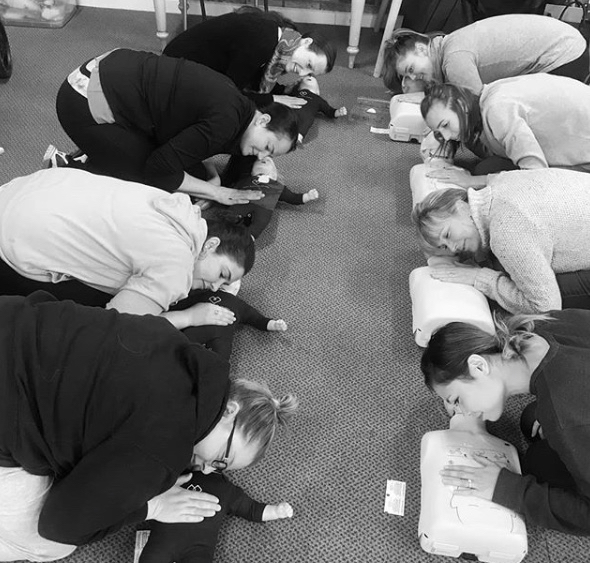 Tiny Hearts, First Aid, Paediatric First Aid, First Aid class, children's first aid, find first aid classes, learn first aid, CPR, Free course, Learn CPR,
