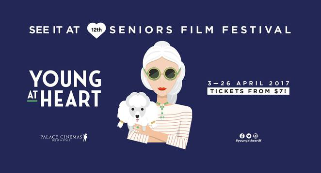 young at heart, seniors film festival 2017, palace cinemas, over 60, 60 plus event, fun things to do, community event, lynette currran, looking for infinity el camino, neruda, sophie and the rising sun, the secret scripture, their finest, this beautiful fantastic, viceroys house, tommy's honour, whiteley, the lion in winter, the tales of hoffman, the third man, fun things to do, family fun, movie buff, nostalgic films, 4 restorations