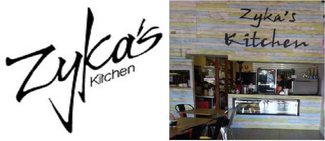 zyka's kitchen, cafe, meals, cleveland, redlands, coffee