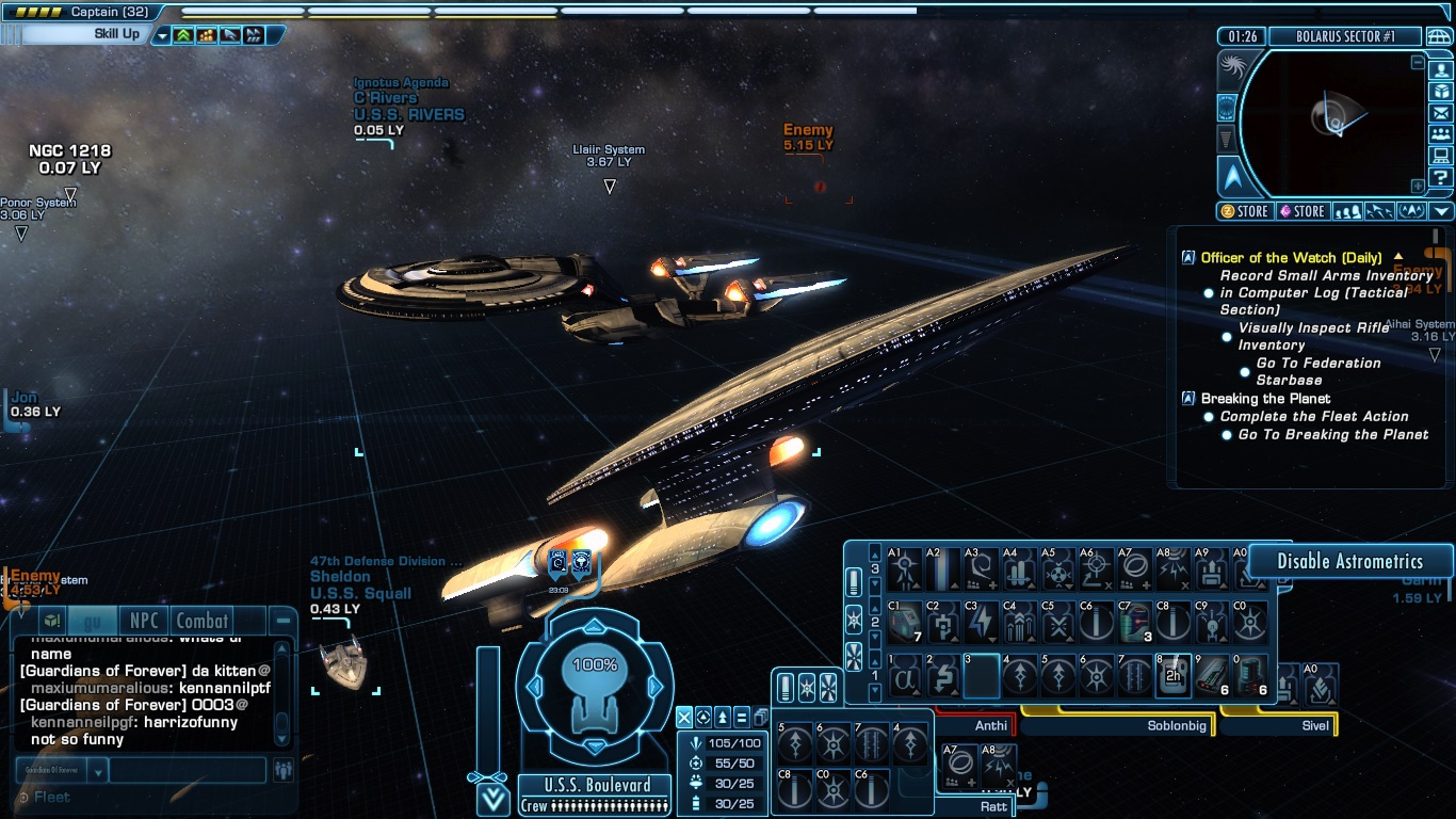 Star Trek Online - Game Review - Everywhere