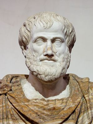 Aristotle, Greek philosopher, philosophers don't wear pants