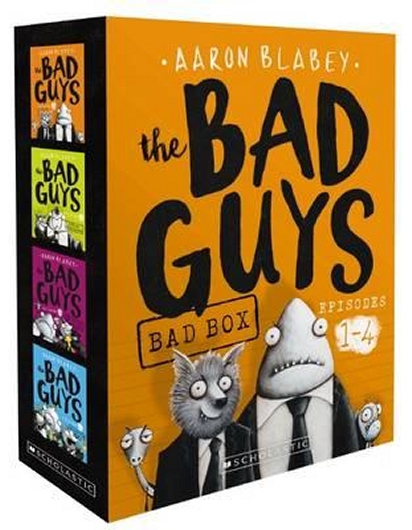 the bad guys box set book review everywhere. Black Bedroom Furniture Sets. Home Design Ideas