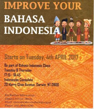Bahasa Indonesia, language, holiday, Indonesia, learning, adult class