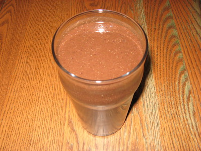 blackforest, smoothie, recipe