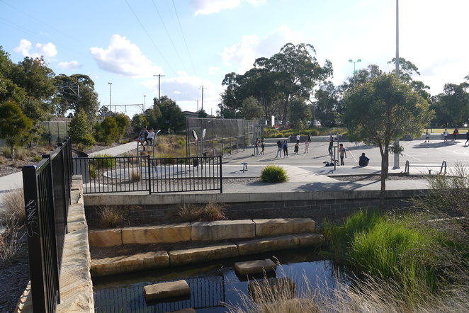 blacktown showground precinct, Blacktown, wetlands, parks, nature, free, Western Sydney, outdoors, playgrounds