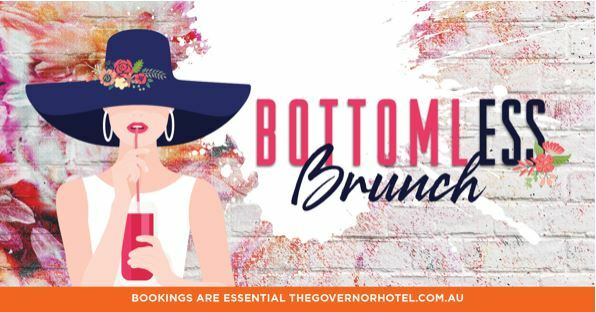 bottomless brunch, the governor hotel, macquarie park hotels