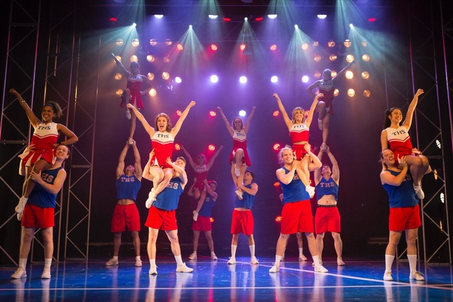 bring it onthe musical melbourne antheum theatre