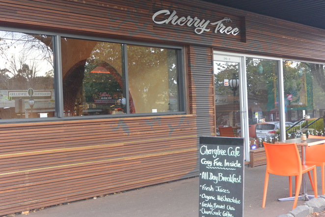 Cherry Tree Cafe, Healesville