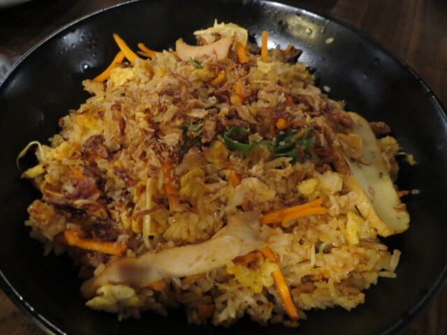Chirin, Sambal Fried Rice, Adelaide