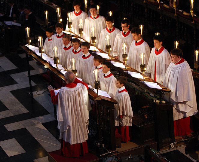 King's College Choir, Cambridge
