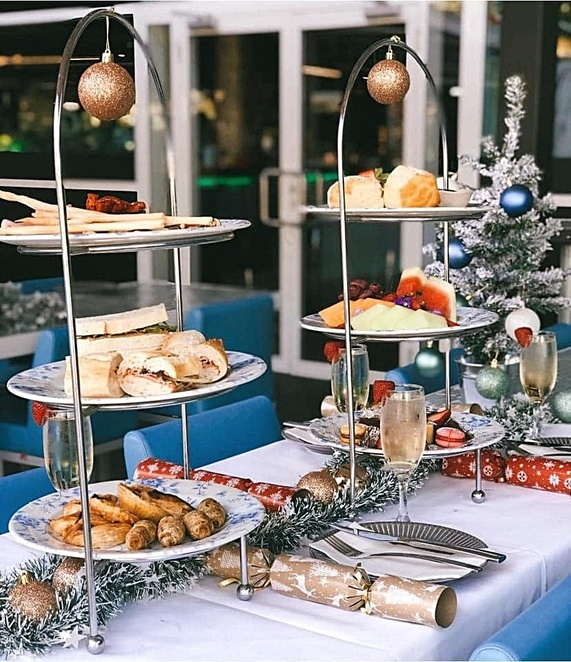 Christmas High Tea, Bella Vista Hotel