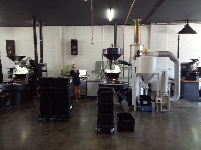 Coffee making, coffee roaster, cafe, coffee, cold drip coffee, collingwood, aunty pegs