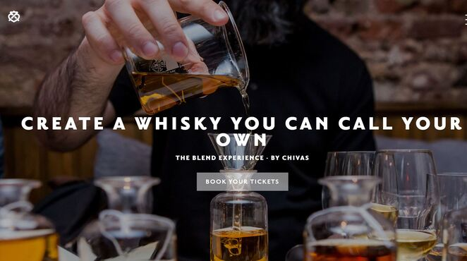 Create a whiskey you can call your own