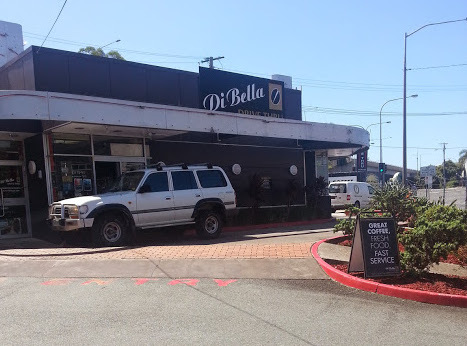 Di Bella Coffee, Drive thru Coffee, Bowen Hills, Brisbane, coffee