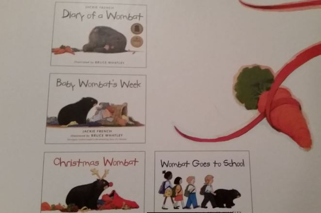 Diary of a Wombat, Darwin Entertainment Centre, school holiday program, play, show, stage