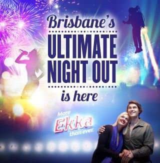 ekka ignites 360, brisbanes ultimate night out, ekka, ekka fireworks